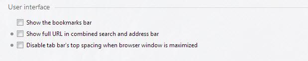 Opera_User Interface_Settings