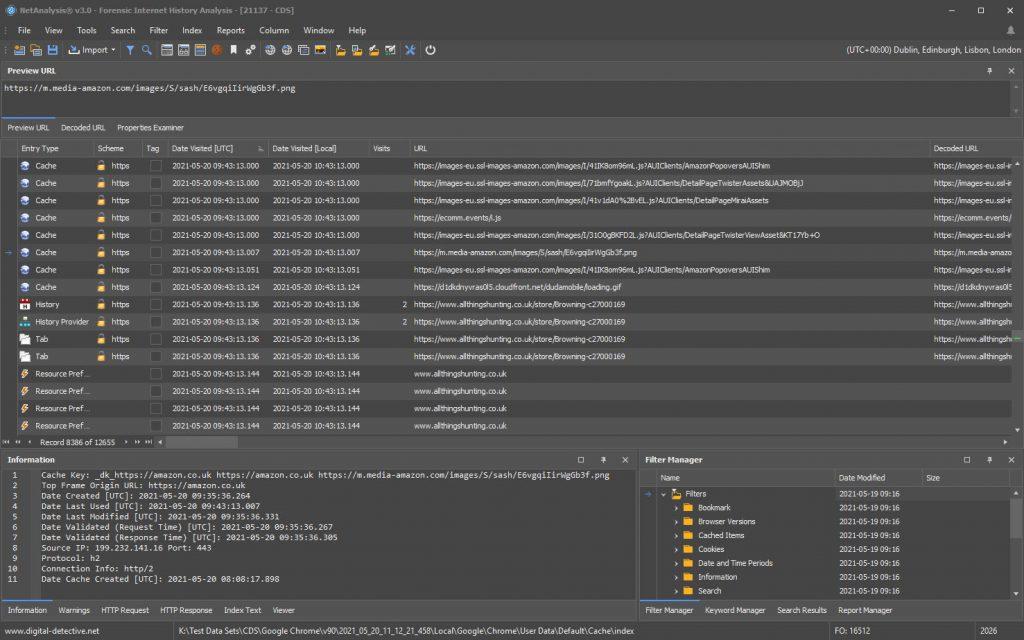 NetAnalysis v3 New User Interface